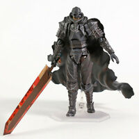Guts Black swordsman action figure toy model Berserk armor version figurine PVC