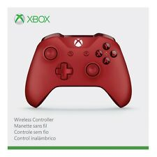 Microsoft Xbox One Wireless Controller, Red - Brand New