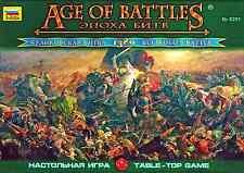 Age of Battle - Battle of Kulikovo Board Game - Zvezda #8201 - Retired - MIB