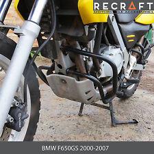 Recraft BMW F650GS 2000-2007 Bottom Crash Bars Engine Guard Frame Protector