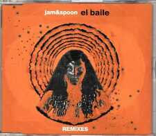 Jam & Spoon - El Baile (Remixes) - CDM - 1997 - Trance Latin 3TR
