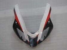 Front cowl nose top fairing Fit for Aprilia RSV1000 2003-2006 2004 2005 W-R-Blk