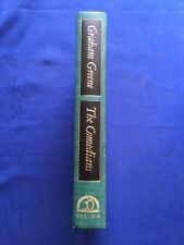THE COMEDIANS - 1ST. AM. ADVANCE COPY BY GRAHAM GREENE -WALLACE STEGNER'S COPY