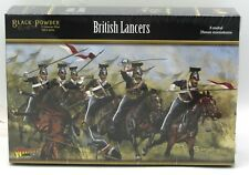 Black Powder 302213804 British Lancers (Crimean War) Light Brigade Cavalry NIB