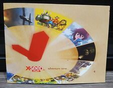2009 XSeed Games E3 Promo Product Line Brochure - Lunar Fragile Valhalla Knights