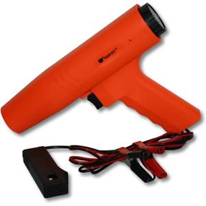 Pistola lampada STROBOSCOPICA per regolazione anticipo accensione, 12 volts