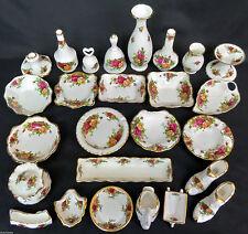 British Royal Albert Porcelain & China