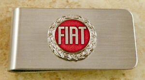 Fiat Money Clip