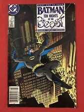 Batman #417 Ten Nights of the Beast DC Comics VF
