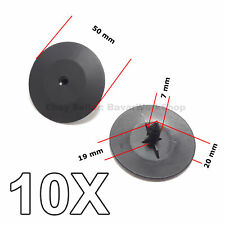 10X Hood Insulation Pad Retainer Clips for GM