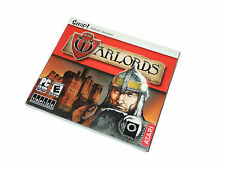 WARLORDS new factory sealed boxed jewel case PC game