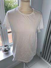 Asos Basic Plain White Tshirt Uk 12