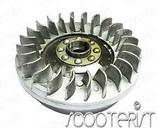 Lambretta 12V Electronic Ignition LI TV Lightened Flywheel Performance Magnet