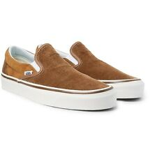 9c39f77a04 Vans Classic Slip On 98 Anaheim Factory OG Hart Men s Skate Shoes Size 12