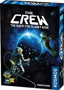 The Crew The Quest for Planet Nine Card Game Thames & Kosmos