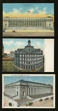 New York Collectable USA Postcard Collections/Bulk Lots