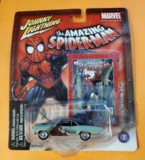 Johnny Lightning 66 1966 Buick Skylark GS Marvel The Amazing Spider-man Car