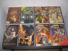 BOOM BIG TROUBLE IN LITTLE CHINA COMIC BOOK COLLECTION #1 +  LOT OF 30 COMICS