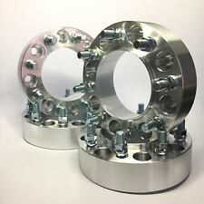 "4pc 8X170 HUB CENTRIC WHEEL SPACERS | 2"" INCH (50MM) 