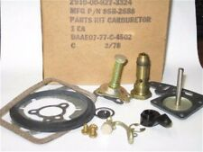 Military Jeep M715 Holly Caburetor Repair Kit New Old Stock