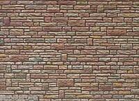 Mauerplatte, Sandstein, Faller Miniaturwelten H0 (1:87), Art. 170604