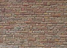 Placa de pared, arenisca, FALLER Miniaturas H0 (1:87 ), ART.170604