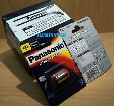 10 x Pila Photo Power CR2 3v PANASONIC Lithium Power,DL CR2,KCR2,CR17355