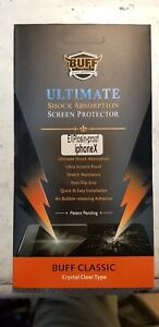 Buff Ultimate Shock Absorption Screen Protector for iPhone iphone x Genuine