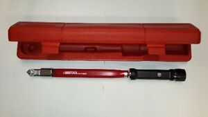 Double Action Torque Wrench With Removable Head
