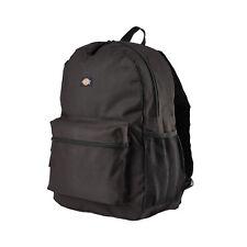 Dickies Creston Rucksack Black Backpack Bag Workwear School Camping & Hiking