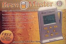 Brew Master by Excalibur Beer Reviews Jokes Games Electronic LCD Alcohol Beers