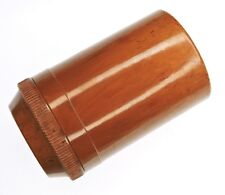 Leica Brown Bakelite Case for SM 9cm f4 Elmar  #8