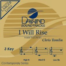 Chris Tomlin - I Will Rise - Accompaniment/Performance Track – New