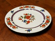 Crown Ming Old Imari Porcelain China Dinner Plate 10 1/2""