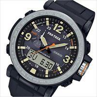 Casio PRO TREK PRG600 1 Safari Triple Sensor Ver.3 STN LCD 100m Men's Watch
