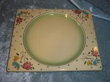 Decorative Clarice Cliff Pottery Platters