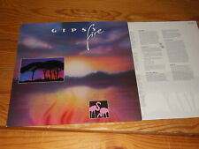GYPSY FIRE - V.A. / GERMANY-INTERCORD-LP 1990 & INLET