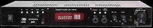 100 Watt Verstärker+UKW Radio Fernbedienung USB/SD/MP3 Bluetooth
