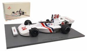 Spark 18S406 Hesketh 308 Winner Dutch GP 1975 - James Hunt 1/18 Scale
