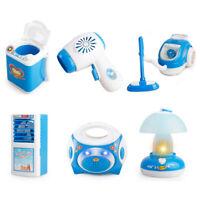 JP_ FT- Mini Simulation Fan Phone Kettle Toy Kids Children Electric Boy Girl G
