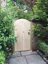 "5ft x 2ft 6"" Heavy Duty Wood Garden Gate T&G made to measure 22mm thick T&G"