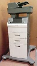 Lexmark X656dte MFP All-in-One 7462-236 nur 43.407 Seiten Duplex NEC, Toner 61%