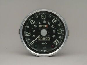 Speedometer 120MPH Jaeger Brand Fits Sunbeam Alpine SN6117/00
