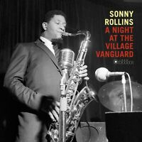 SONNY ROLLINS - A NIGHT AT THE VILLAGE VANGUARD    VINYL LP NEU