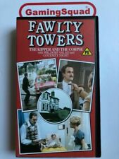 Box Set VHS Films Fawlty Towers