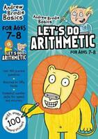 Let's do Arithmetic 7-8 (Mental Maths Tests) by Andrew Brodie | Paperback Book |