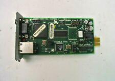 Emerson Liebert IS-WEBS OpenComms Web Card 416701G