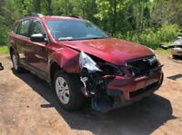 Power Brake Booster Fits 10-14 LEGACY 2745375