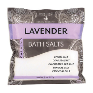 Soothing Touch Calming Bath Salts Lavender