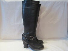 High Heel (3-4.5 in.) Block Pull On NEXT Boots for Women